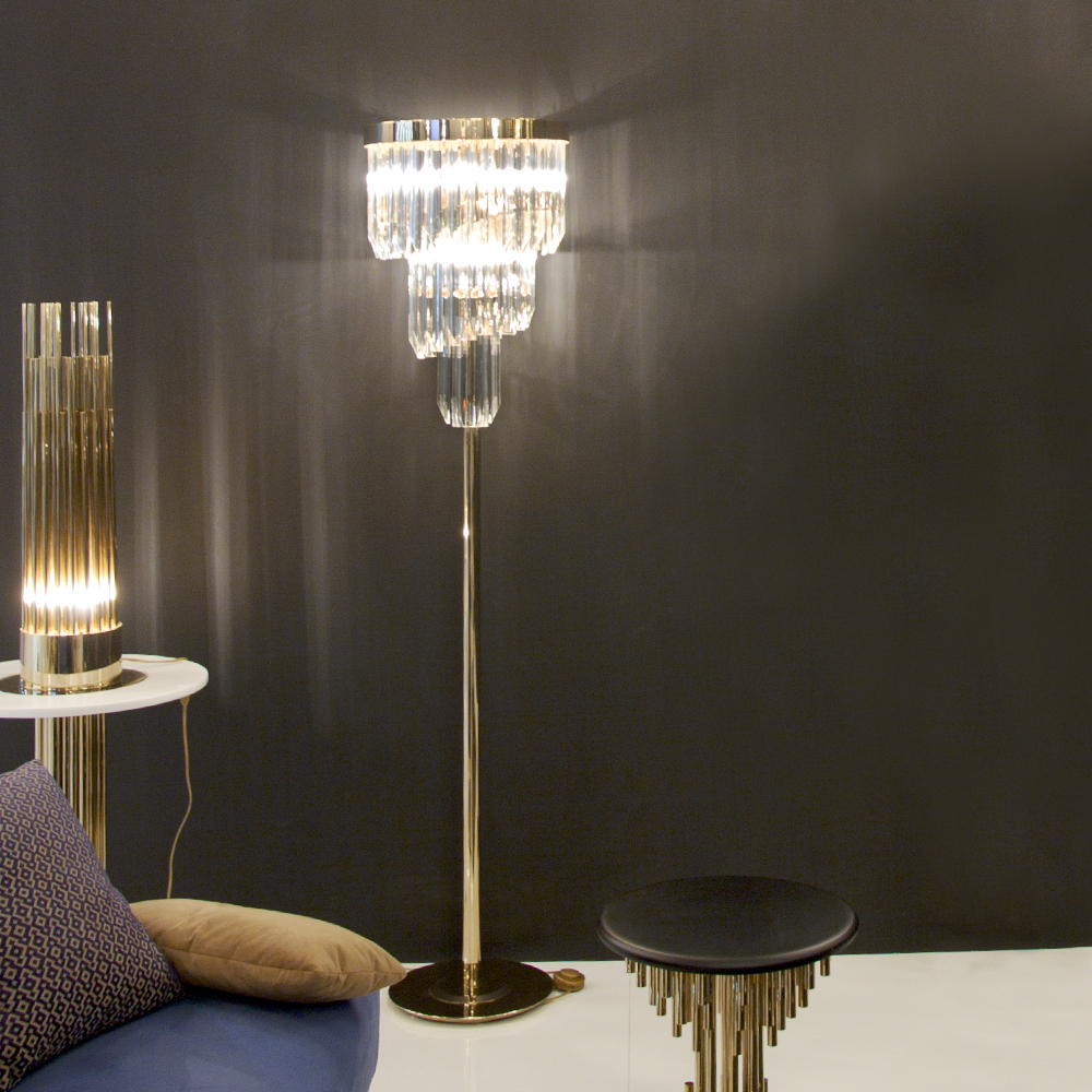 Castro Lighting Торшер ROYAL FLOOR