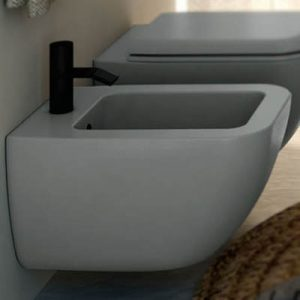Биде Shui Comfort - Wall-hung one hole bidet