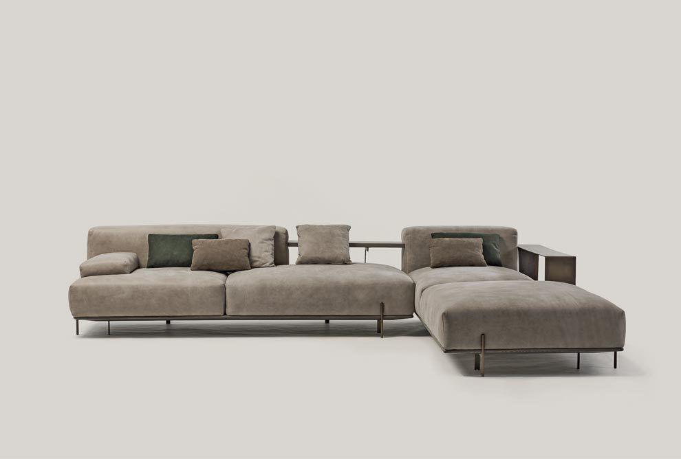 Shake design Модульний диван Soho від бренду Shake design