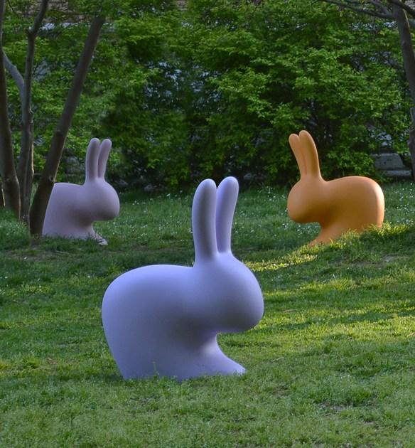 Qeeboo Стул Rabbit