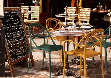 Дизайнерская мебель из инновационных материалов