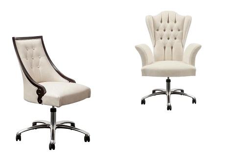Элегантные кресла и стулья от итальянской фабрики LCI Decora