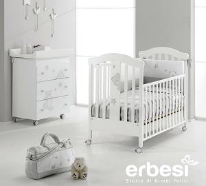 Волшебная мебель фабрики Erbesi для детских