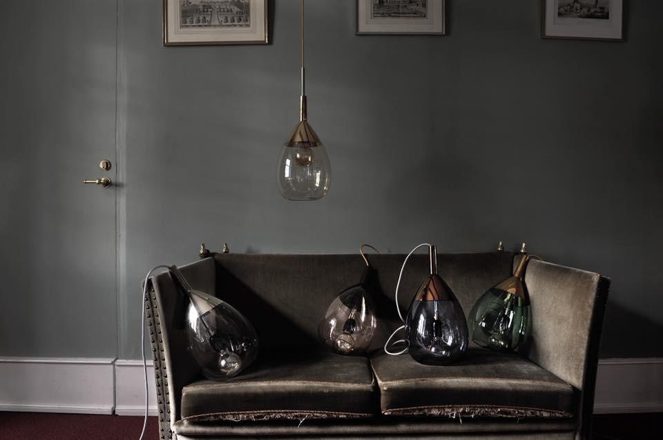 Воздушная элегантность декоративных светильников EBB & FLOW