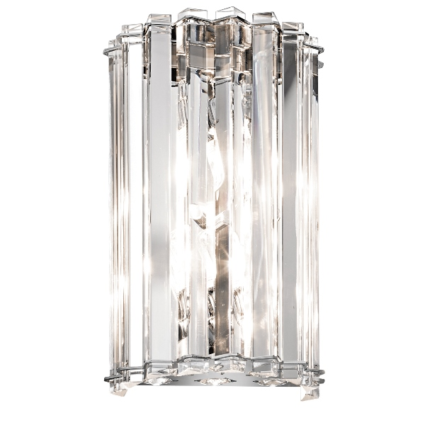 Kichler (Elstead) Бра Crystal Skye 2lt Wall Light