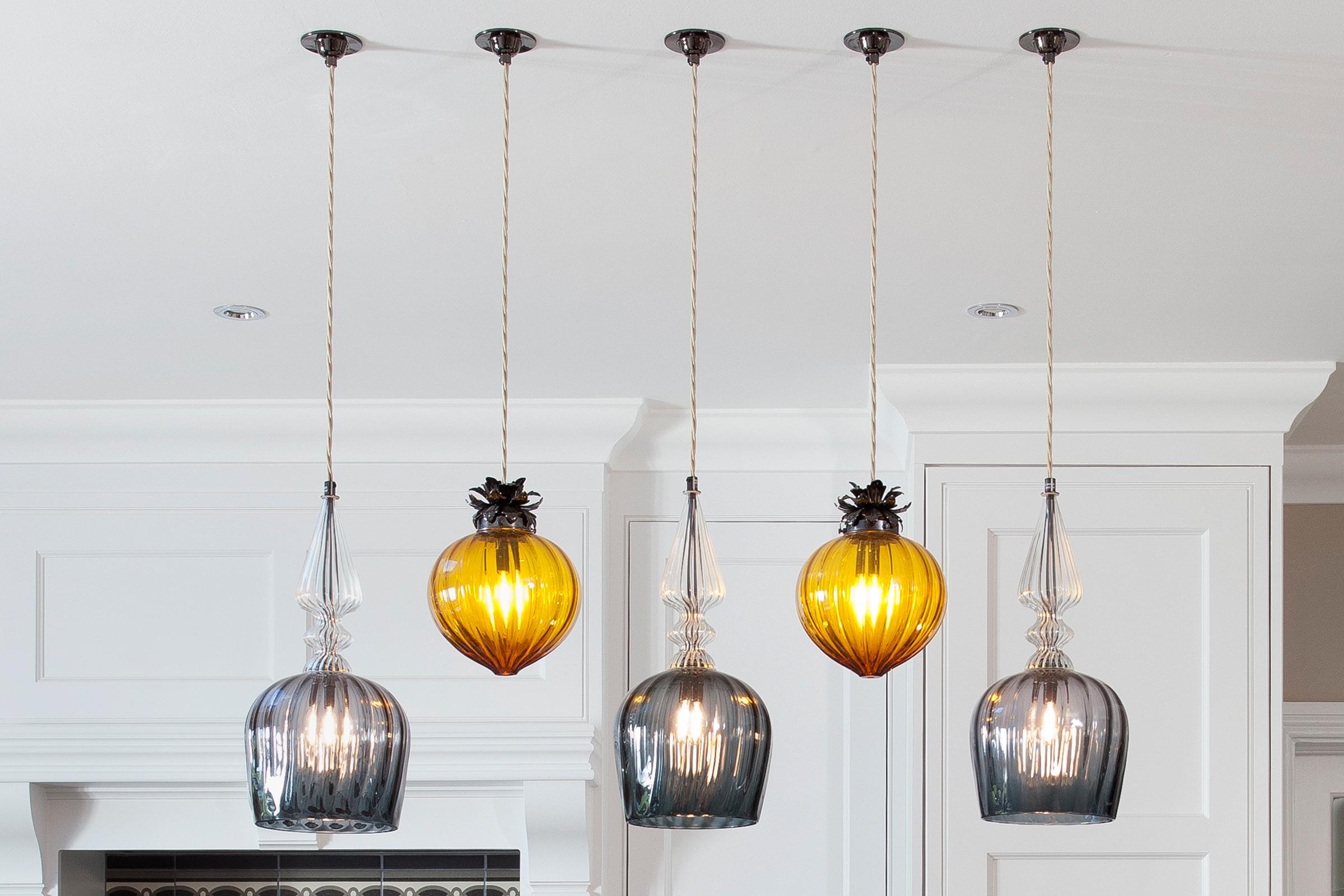 Rothschild&Bickers Подвесной светильник Flora Pendant