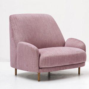 Tacchini, кресло Santiago
