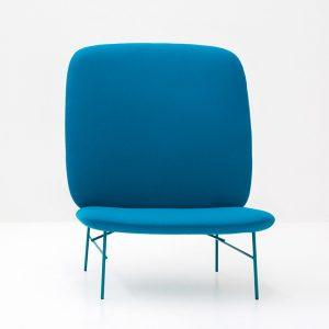 Кресло Tacchini kelly h