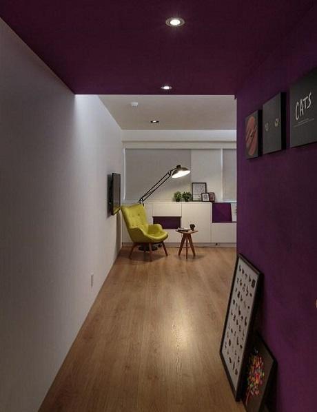 Изобретательный и творческий фиолетовый