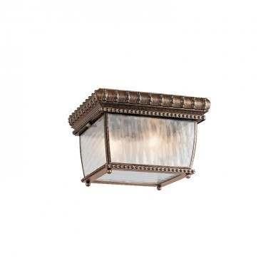 Kichler (Elstead) Потолочный светильник Venetian Rain Flush Mount