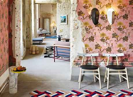 Красочная мебель La Chance