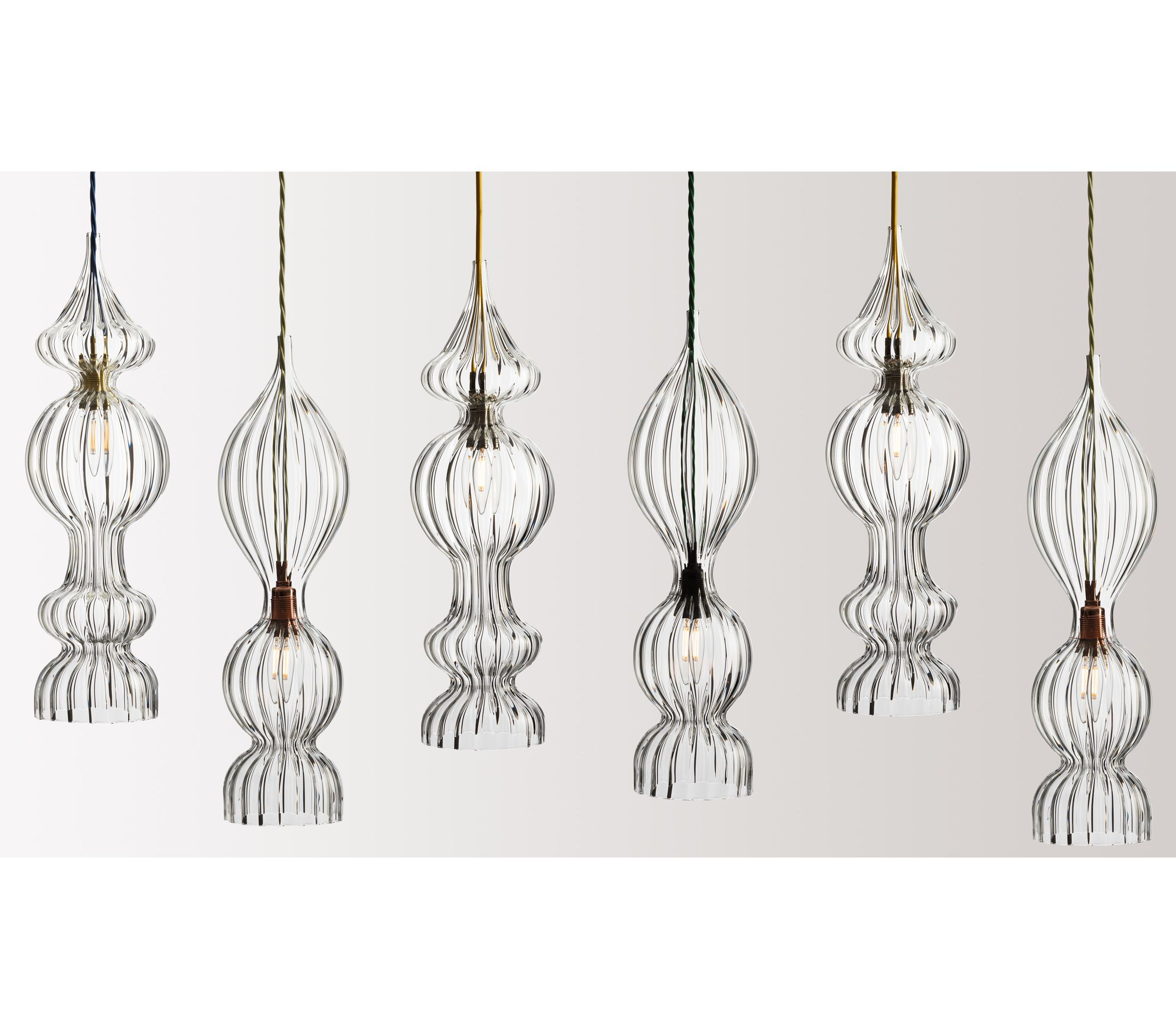 Rothschild&Bickers Подвесной светильник Spindle Pendant