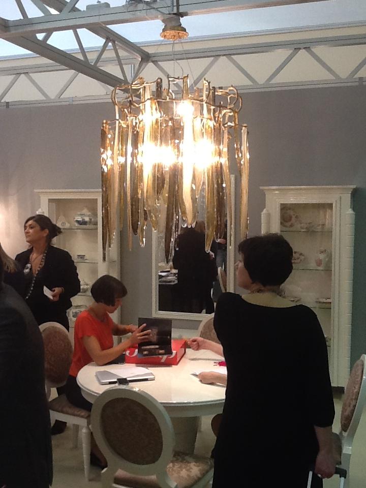 Showroom ENRE на Maison&Objet 2012 в Париже, 2012