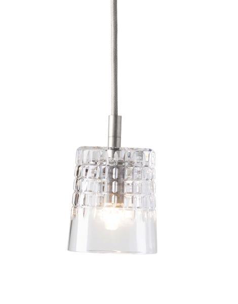 EBB&FLOW Подвесной светильник Edgar crystal lamp