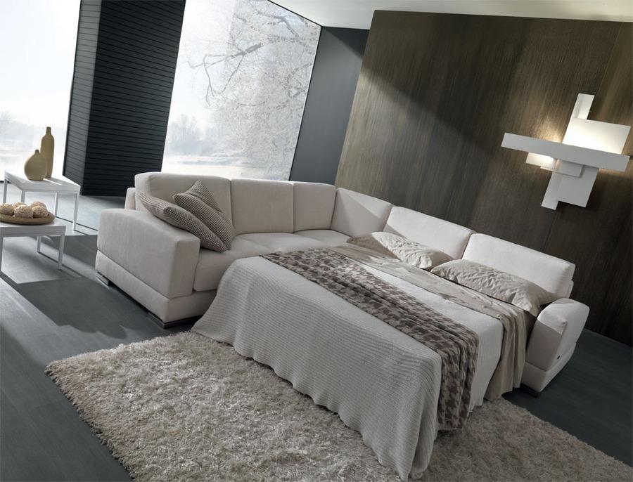 Keoma Угловой диван Brando с раскладкой