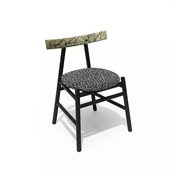 Необычные обивки стула Ronin