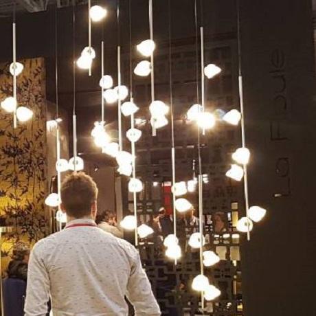 Новая жизнь фарфора в лампах FÜRSTENBERG