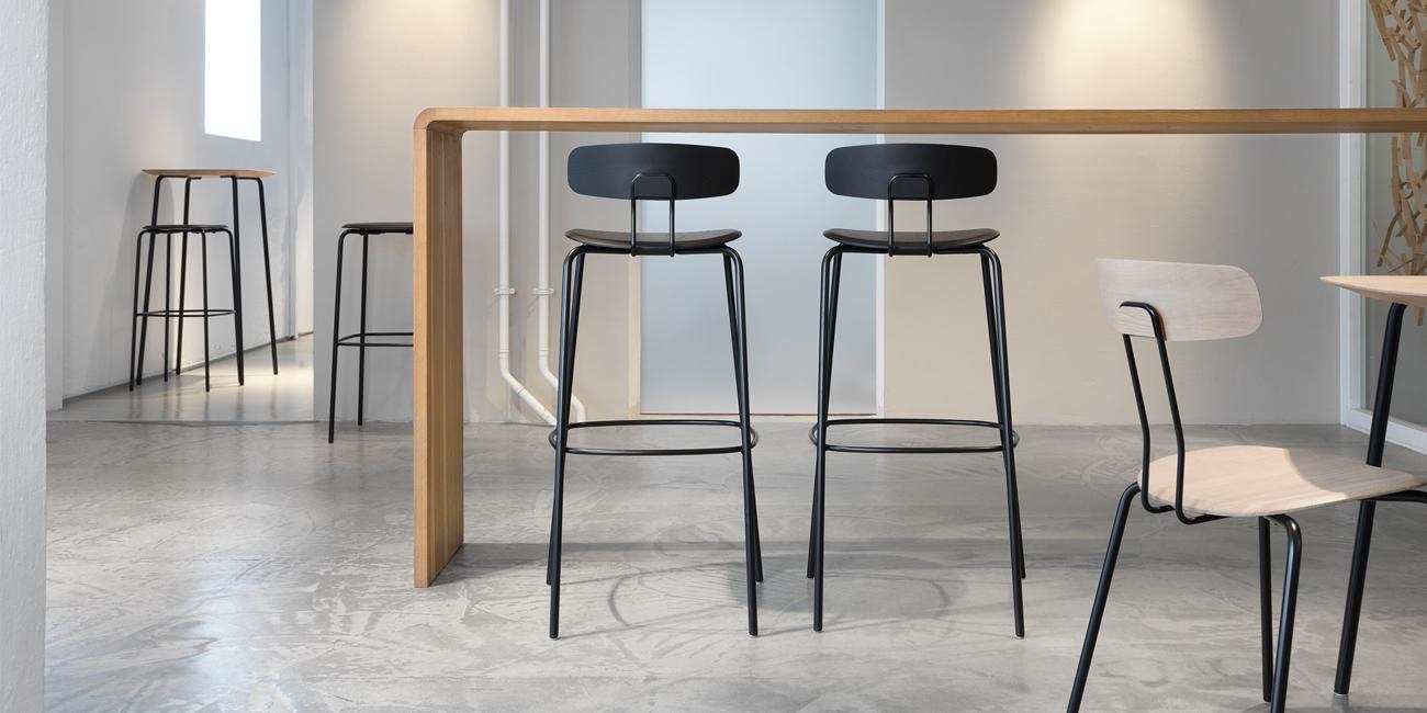 Zeitraum Барный стул «Okito Bar»