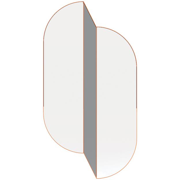 Jetclass Зеркало Mirage