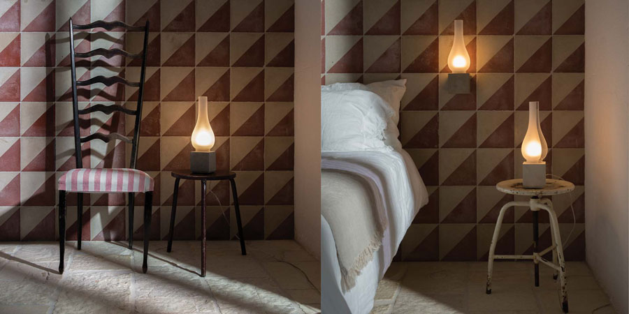 Karman Настольная лампа Amarcord