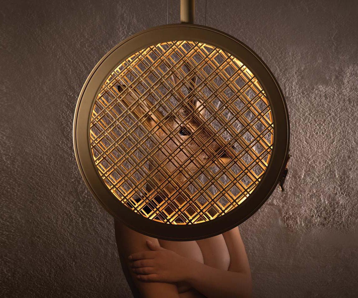 Karman Подвесной светильник Periplo
