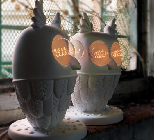 Karman Настольная лампа Ti Vedo
