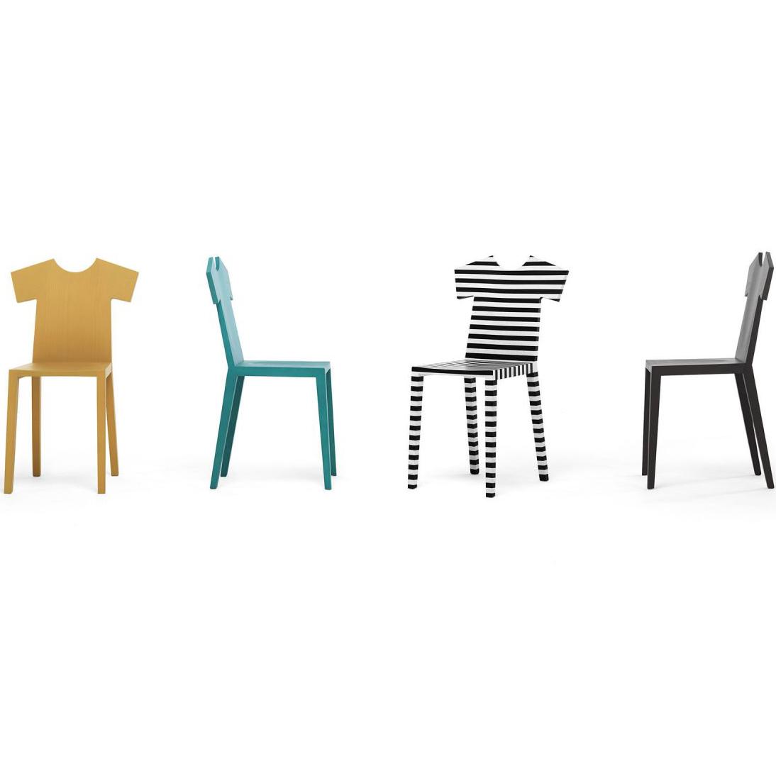 Mogg Обеденный стул «T-Chair»