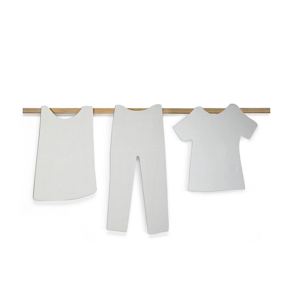 Одежда как часть интерьера