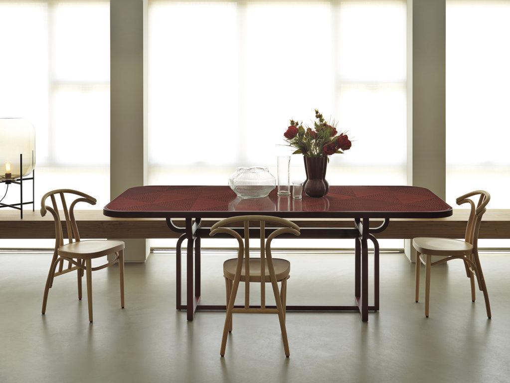 Gebrüder Thonet Vienna Обеденный стол «Caryllon Dining Table»