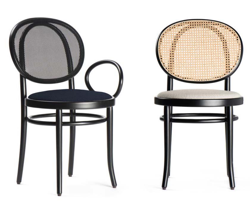 Gebrüder Thonet Vienna Обеденный стул «Chair N. 0»