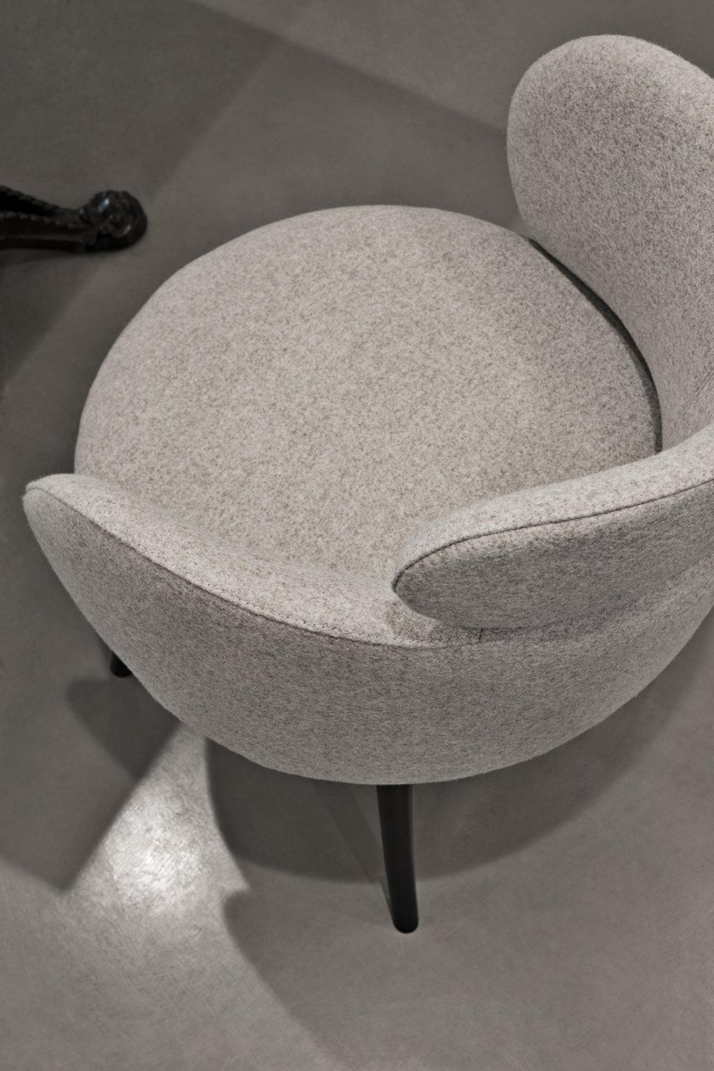 Gebrüder Thonet Vienna Обеденный стул «Malit»