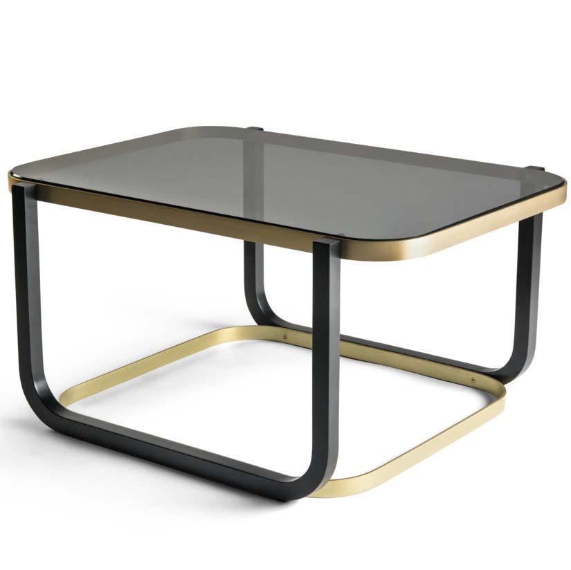 Gebrüder Thonet Vienna Кофейный столик «Duet»
