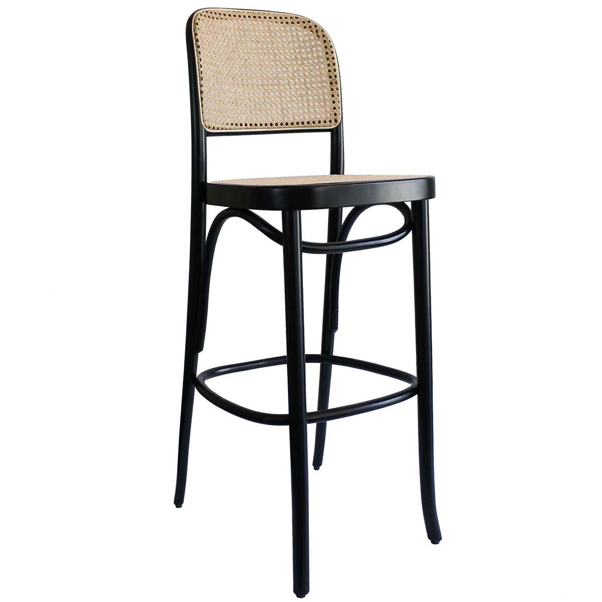 Gebrüder Thonet Vienna Барный стул «N 811 Hocker»