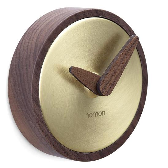 Nomon Часы «Atomo Pared»
