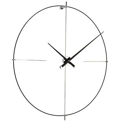 Настенные часы Bilbao от Nomon Испания минимализм