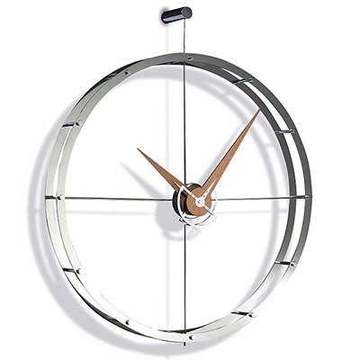 настенные часы Doble O от испанского производителя Nomon