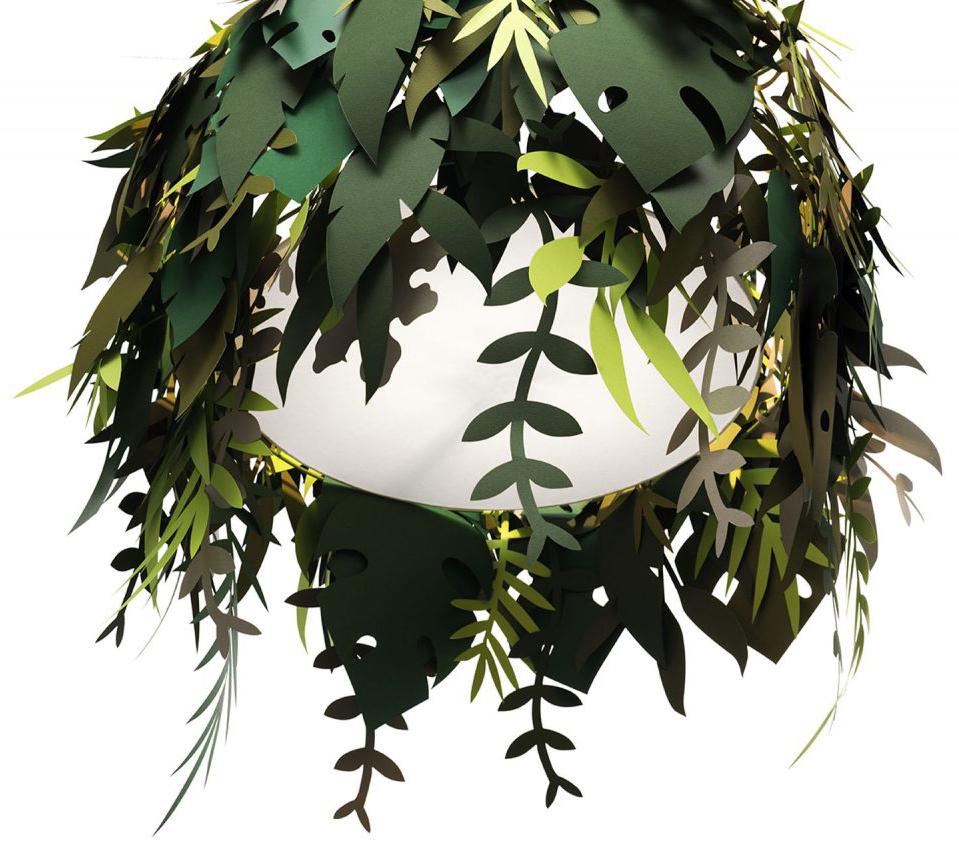 Mogg Подвесной светильник «Amazzonio»