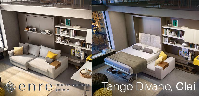 Smart мебель или трансформеры в интерьере