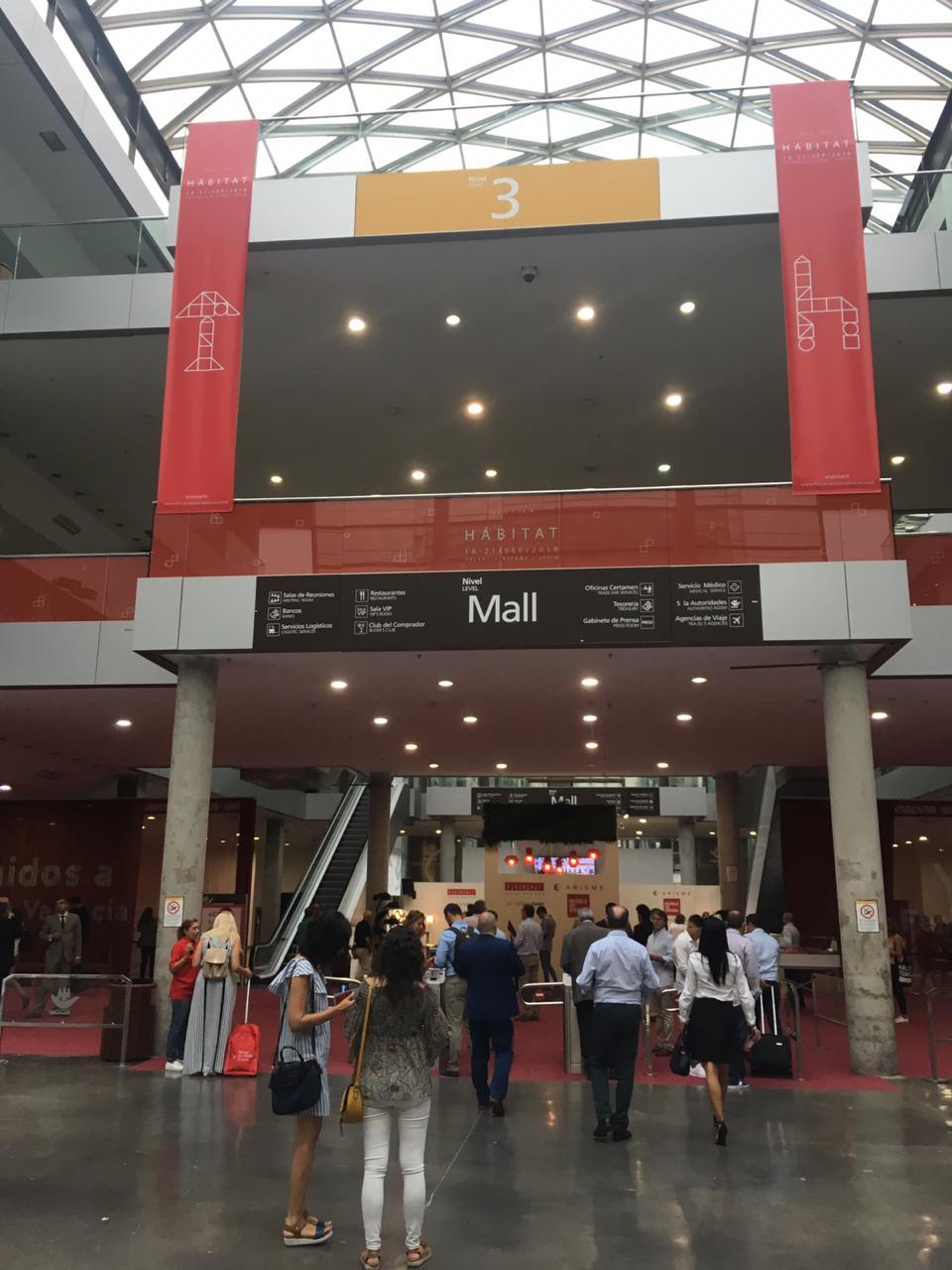 Feria Habitat Valencia 2018