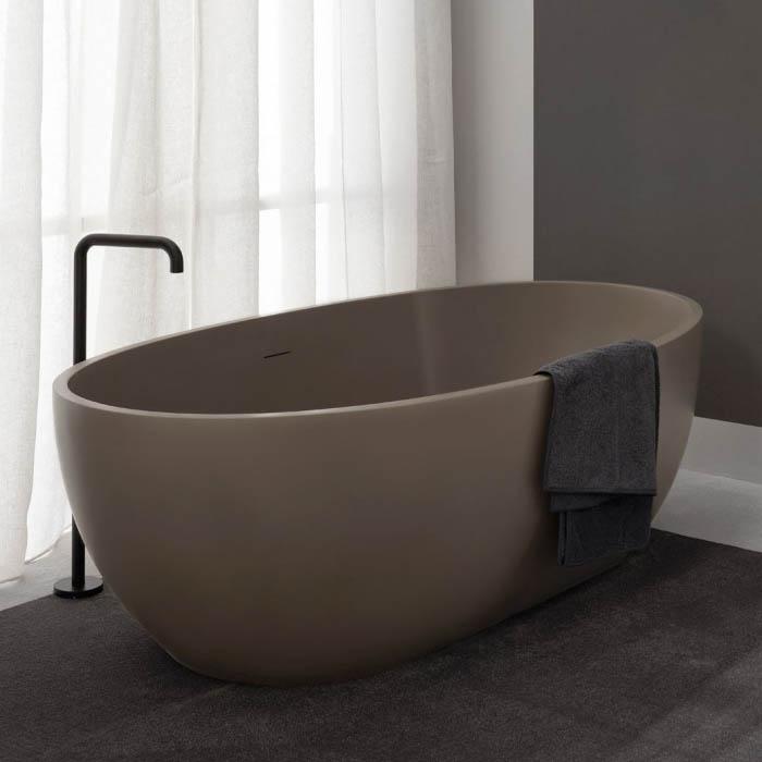 Ceramica Cielo Ванна Shui Comfort — LivingTec bath tub