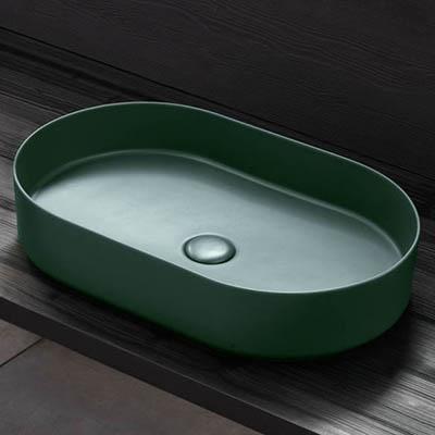 Раковина Shui Comfort - Oval washbasin 60x38