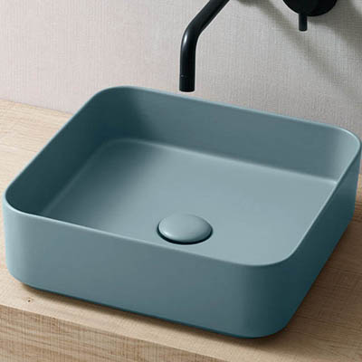 Раковина Shui Comfort - Square washbasin 40
