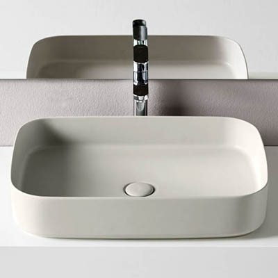 Раковина Shui Comfort - Rectangular washbasin 60x40