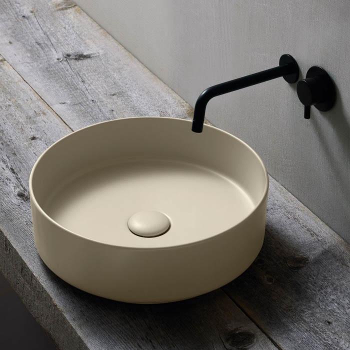 Ceramica Cielo Раковина Shui Comfort — Round washbasin 40