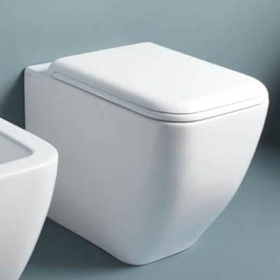 Унитаз Shui Comfort - Back-to-wall WC