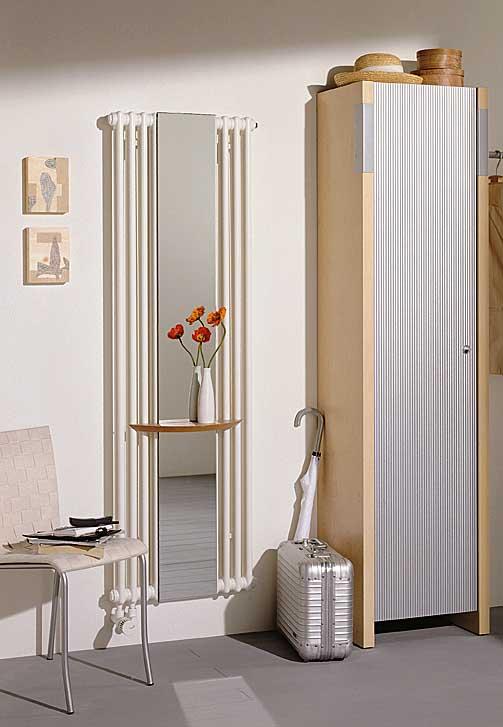 Zehnder Радиатор Charleston вертикальный