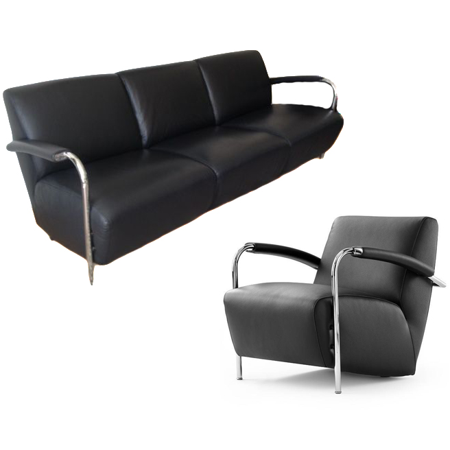 Leolux Композиция Leolux Scylla (диван + кресла)