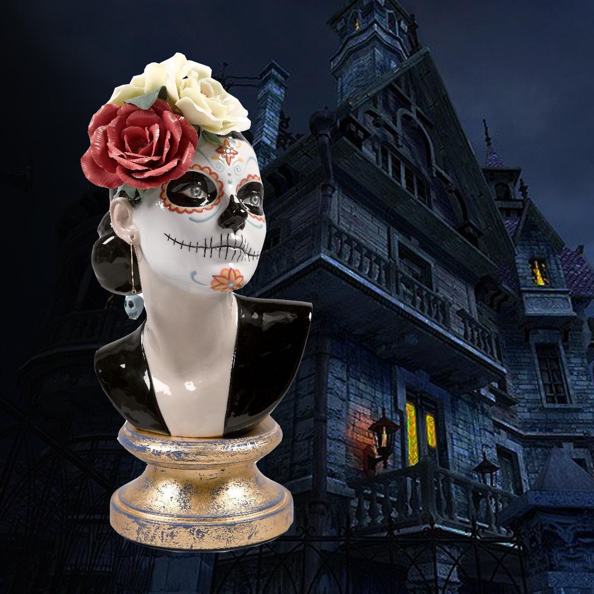 Halloween на день или украшаем интерьер