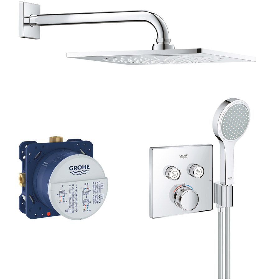 Grohe Душевая система Grohe SmartControl Grotherm 34742000