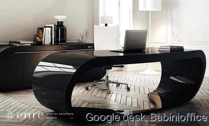 Офисная мебель и светильники. Красиво и функционально